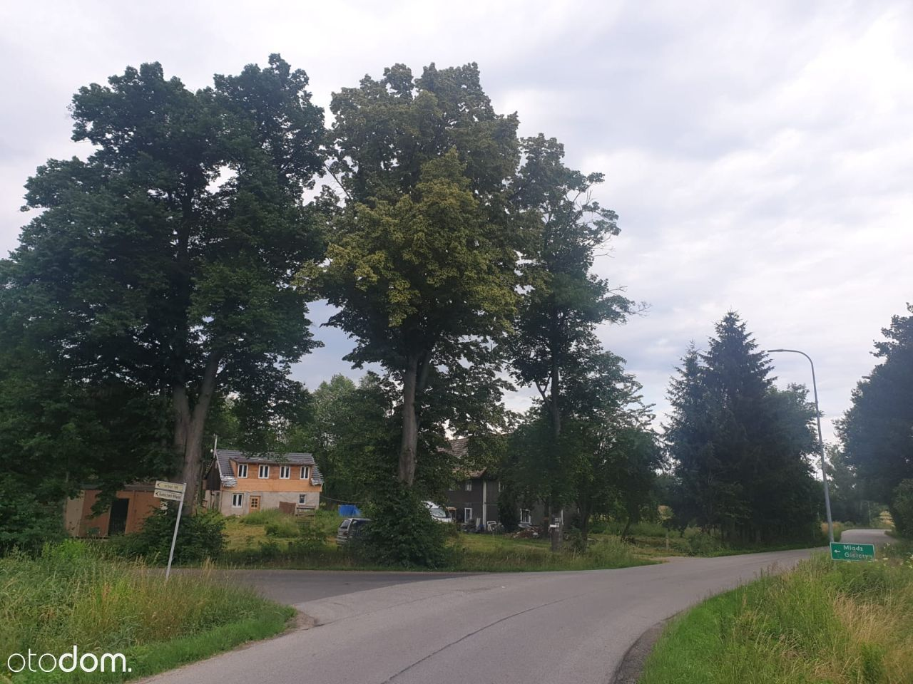 Świeradów 7 km Dom z piękną działką 1H