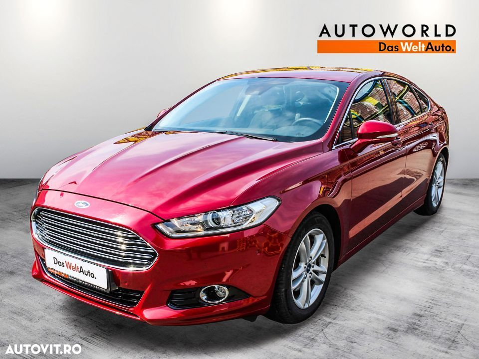 Ford Mondeo MK5 - 13