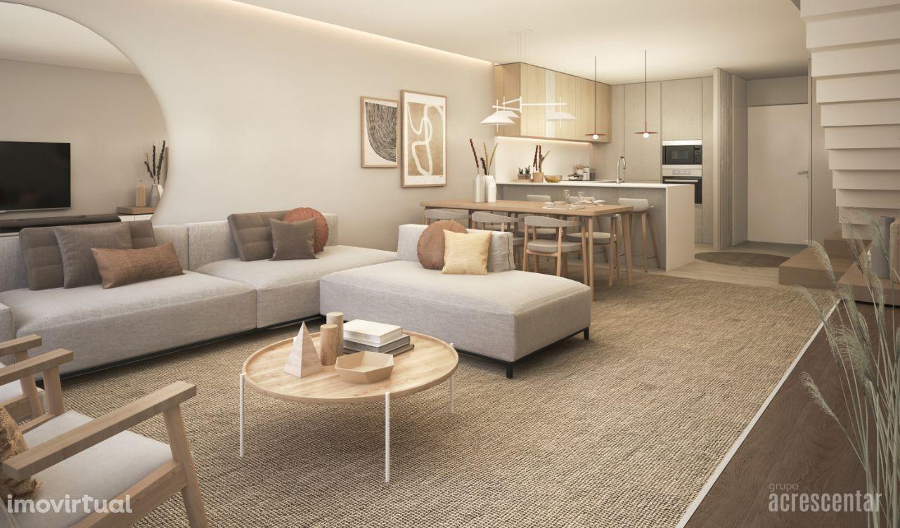 Apartamentos T3 em Condomínio de Luxo - Ofir