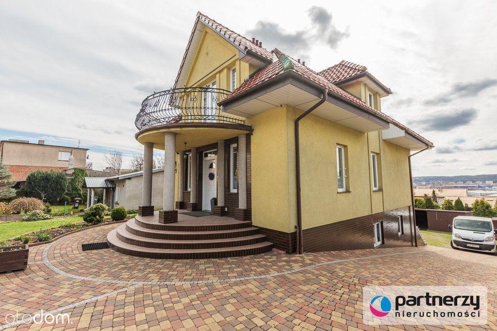 Elegancki dom wolnostojący z ogrodem!