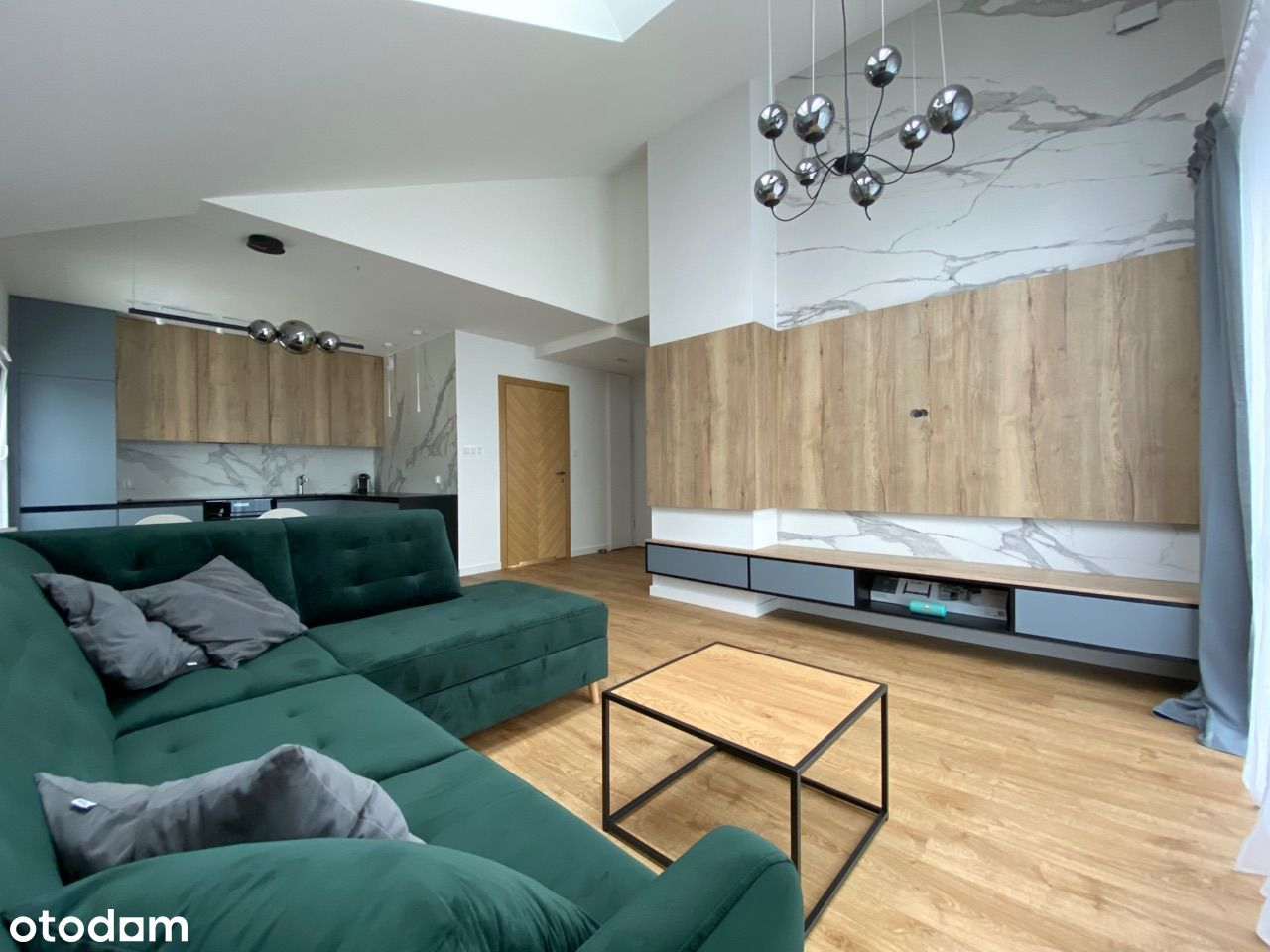 Nowe mieszkanie na Baranówku