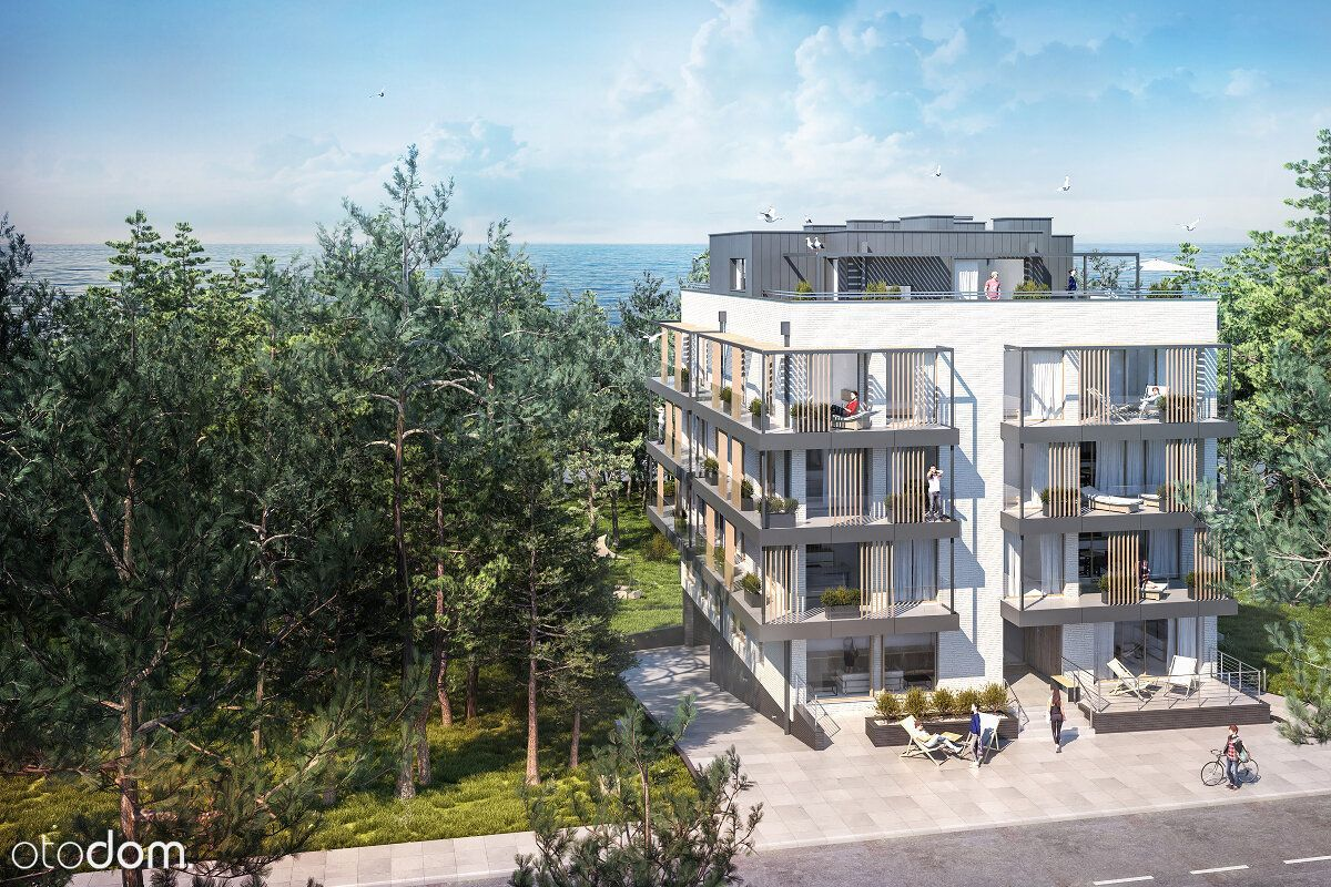 Wave House, apartament A13 - tylko 50 m do plaży!