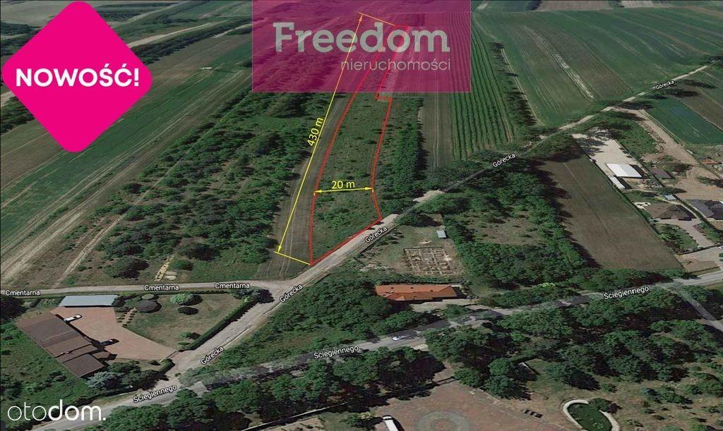 Działka rolno-budowlana w Tuszynie