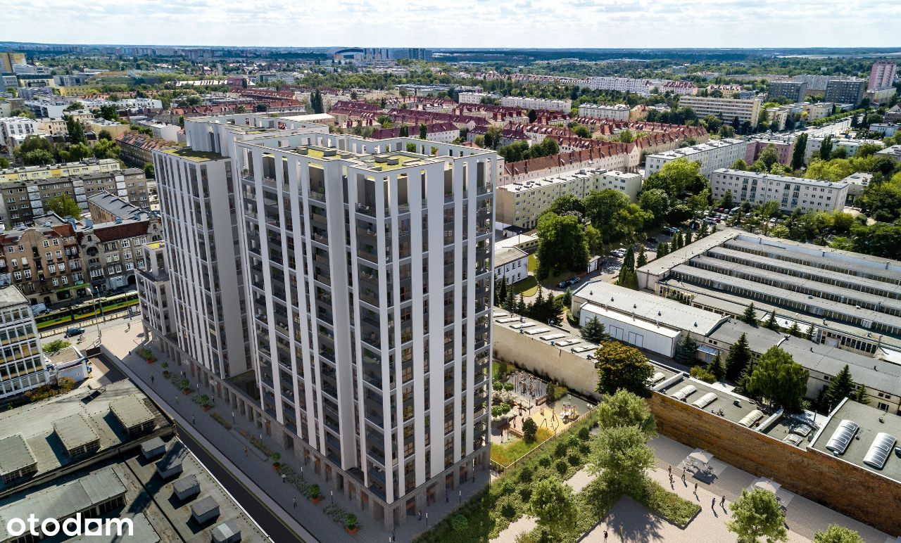 Famma Dąbrowskiego | Apartament B6/59