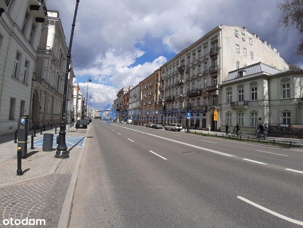 Al. Ujazdowskie kamienica 3 pok. 89m2