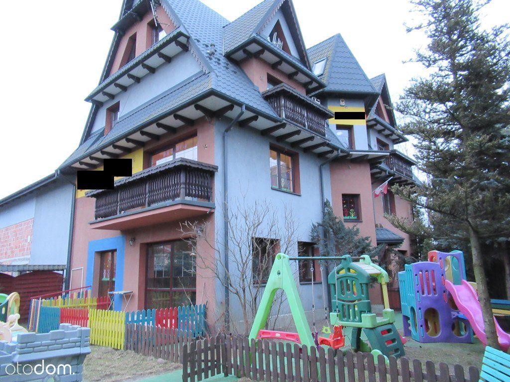 Ząbki dom 400 m2 + hala 168 m2 + dom 160 m2