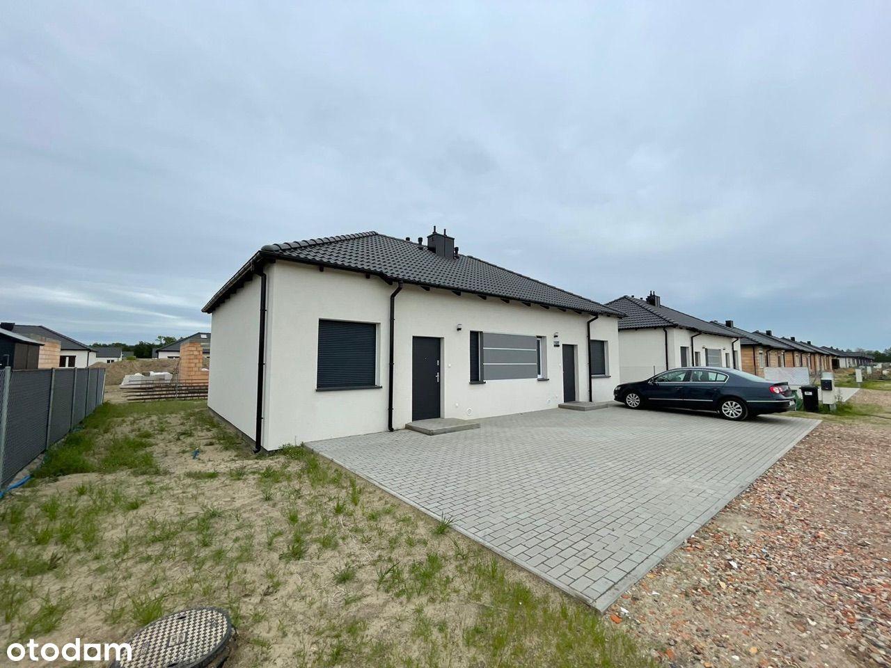 Bliźniak w cenie mieszkania - odbiór wrzesień 2021