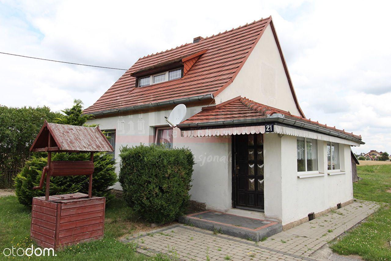 Dom, 45 m², Steblów