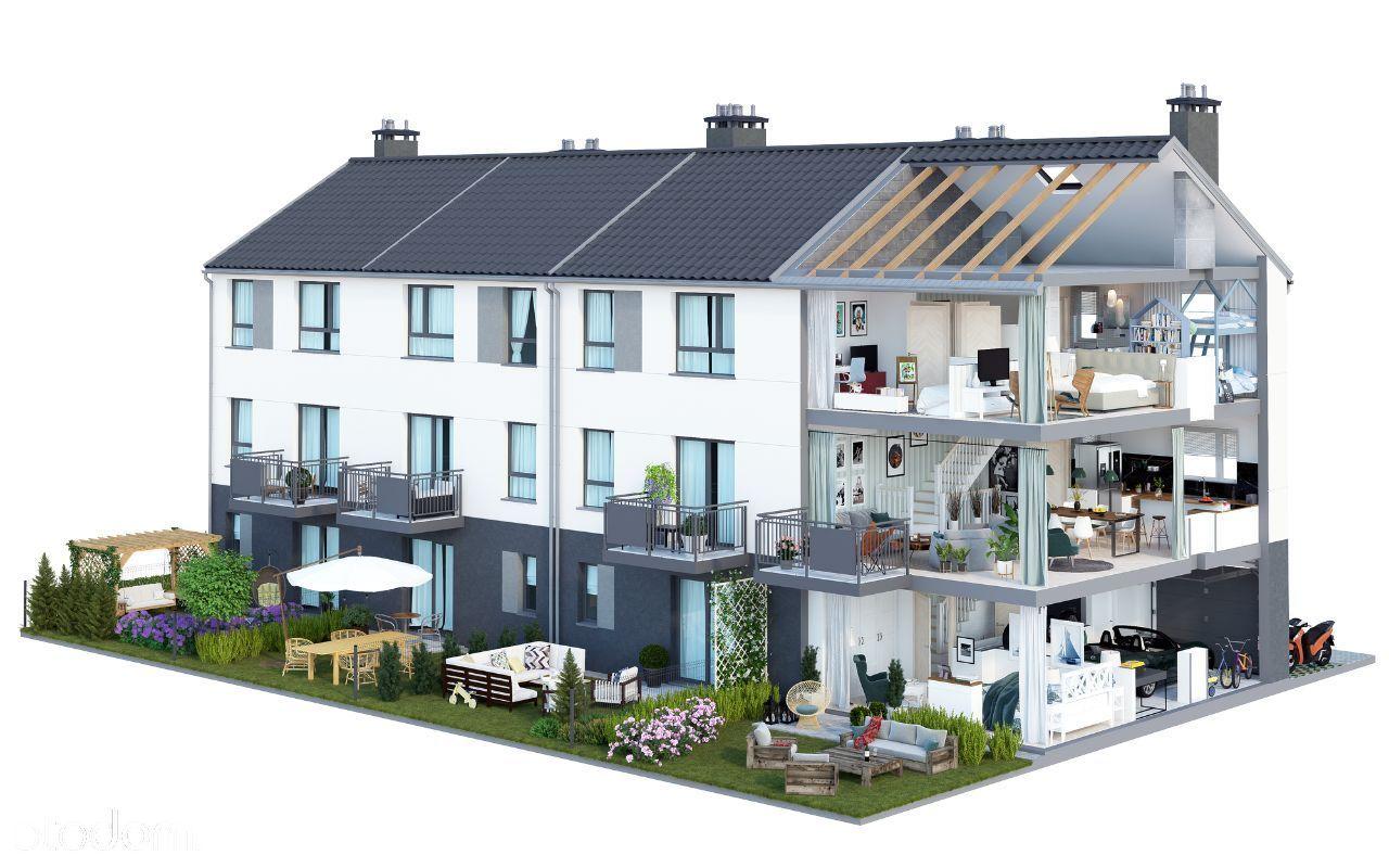 Mieszkanie w Inwestycji Osiedle Morelowe 2 B2/1