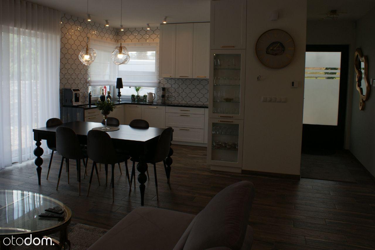 Wyjątkowy dom o wysokim standardzie z warsztatem!!