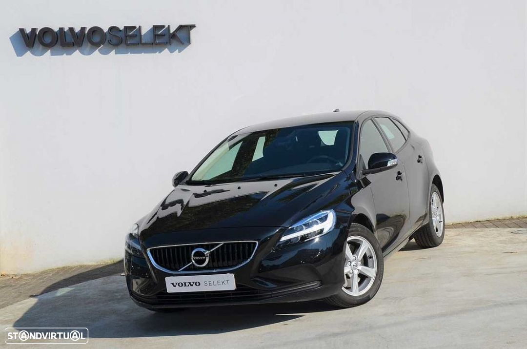 Volvo V40 2.0 D2 Kinetic Geartronic - 1