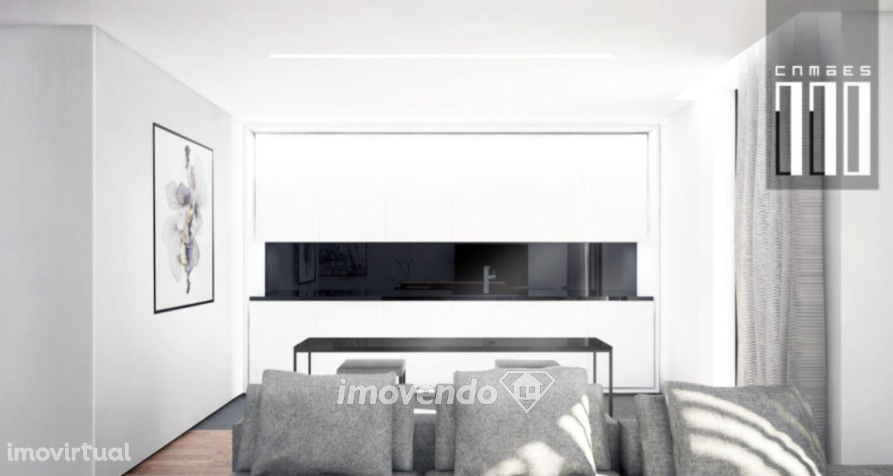 Apartamento T2 de charme, em fase final de construção, no Porto