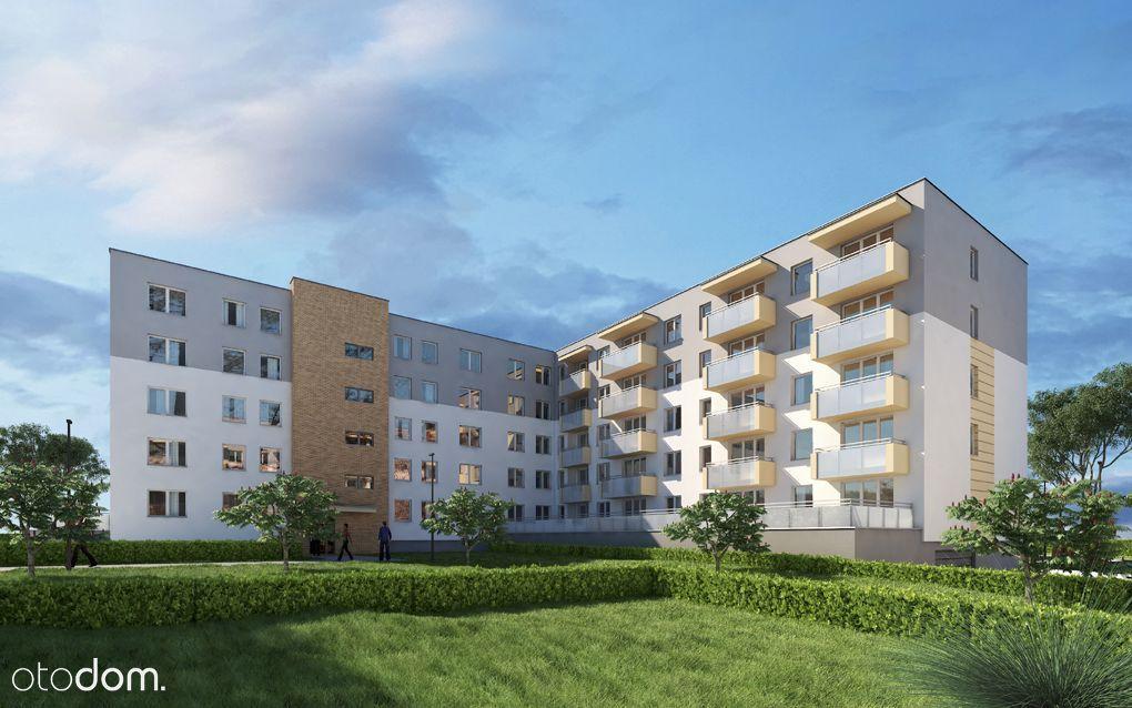 "Mieszkanie ""Dolina Cisów"" 3/VII M14"
