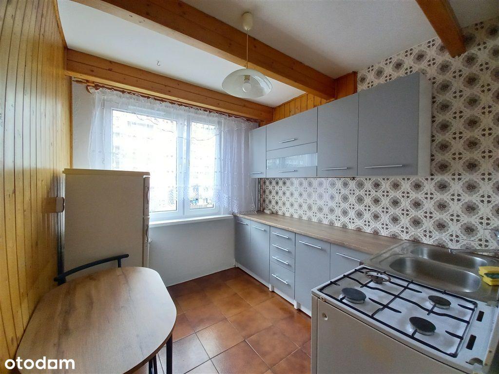 2-pokojowe mieszkanie z balkonem na Podzamczu.