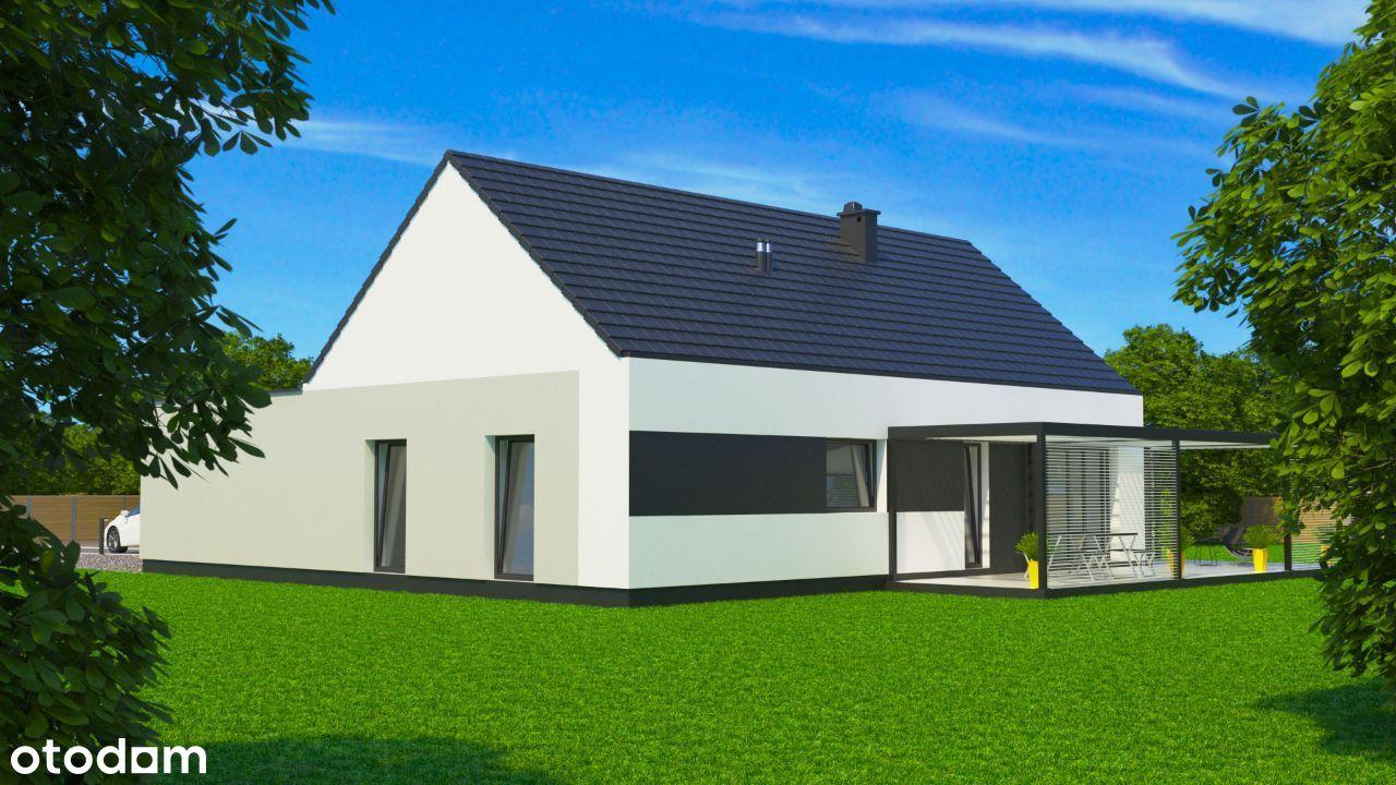 Dom Energooszczędny Drewnica MR