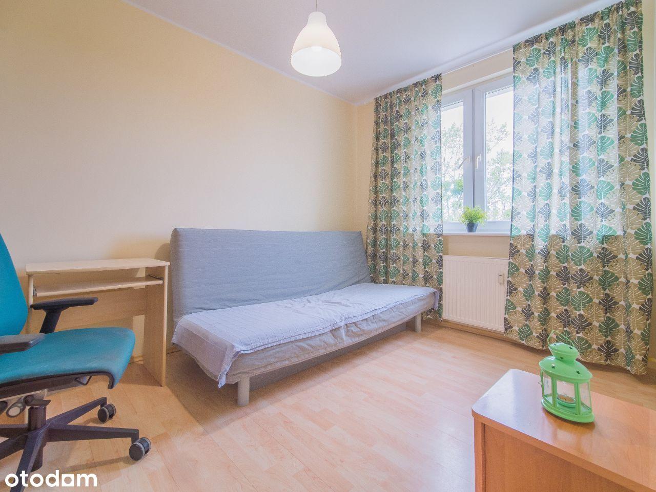 Pokój 1-osobowy - Gdańsk Przymorze-cena z opłatami