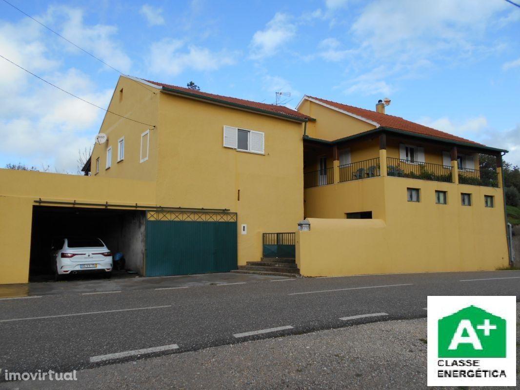 Casa com 4 quartos bastante original a cerca de 5km de Alvaiázere.