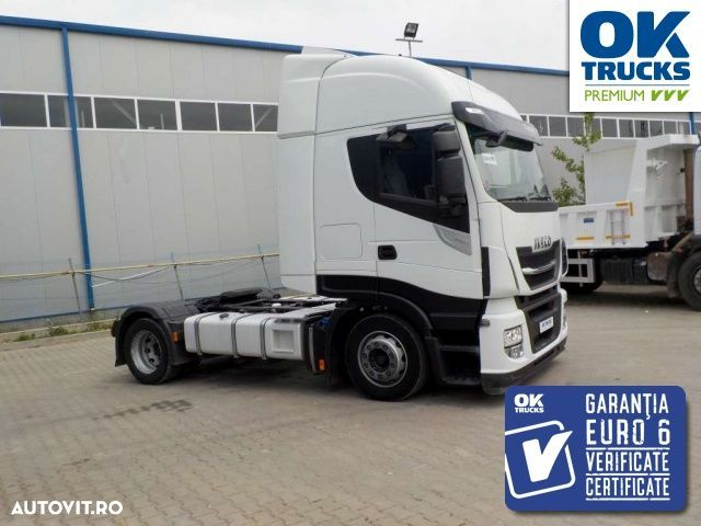 Iveco STRALIS AS440S48T/FP LT - 4