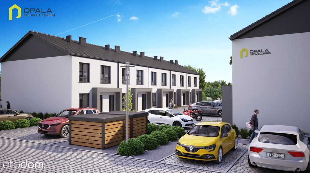 Kossaka-mieszkanie,68 m2, 3 pokoje, piętro, balkon