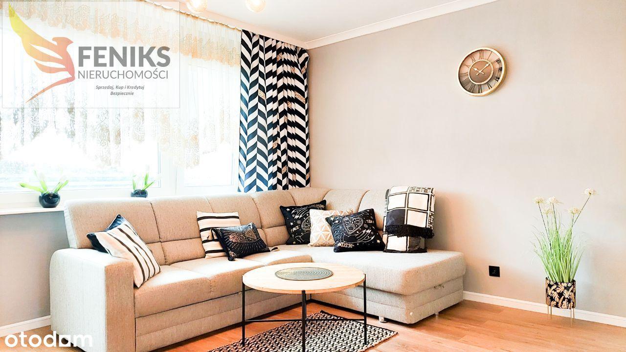 Komfortowe 3 pokojowe mieszkanie