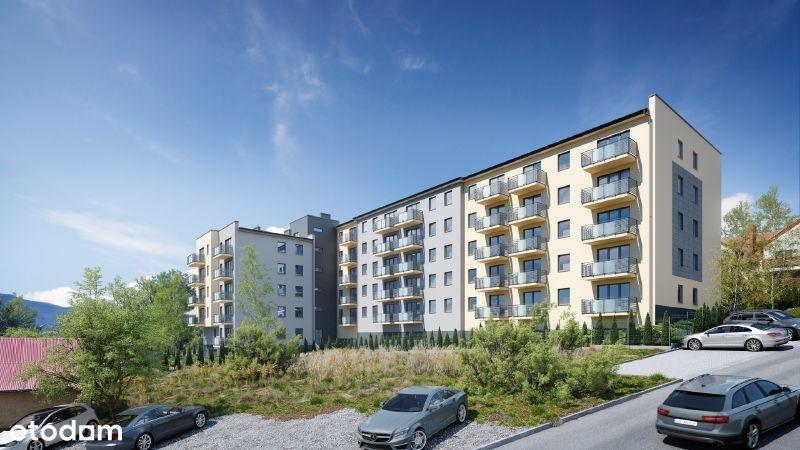 NOWA INWESTYCJA - mieszkanie 69,43 m2