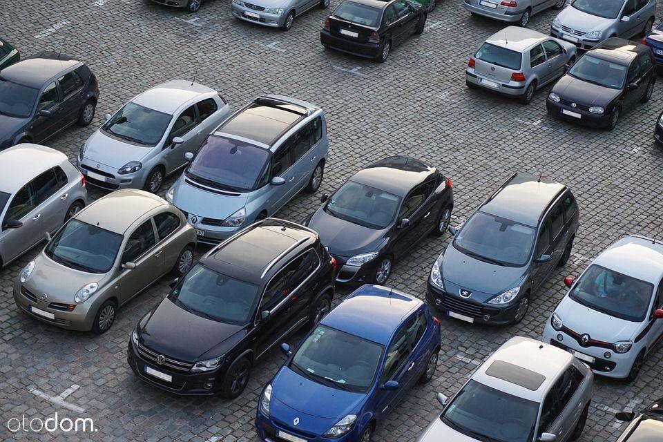BYTOM | Parking strzeżony 24 h