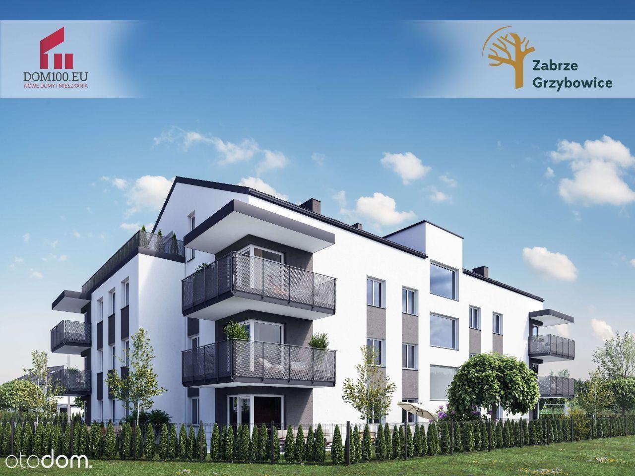 Nowe zamknięte osiedle - 3 pokoje - duży balkon