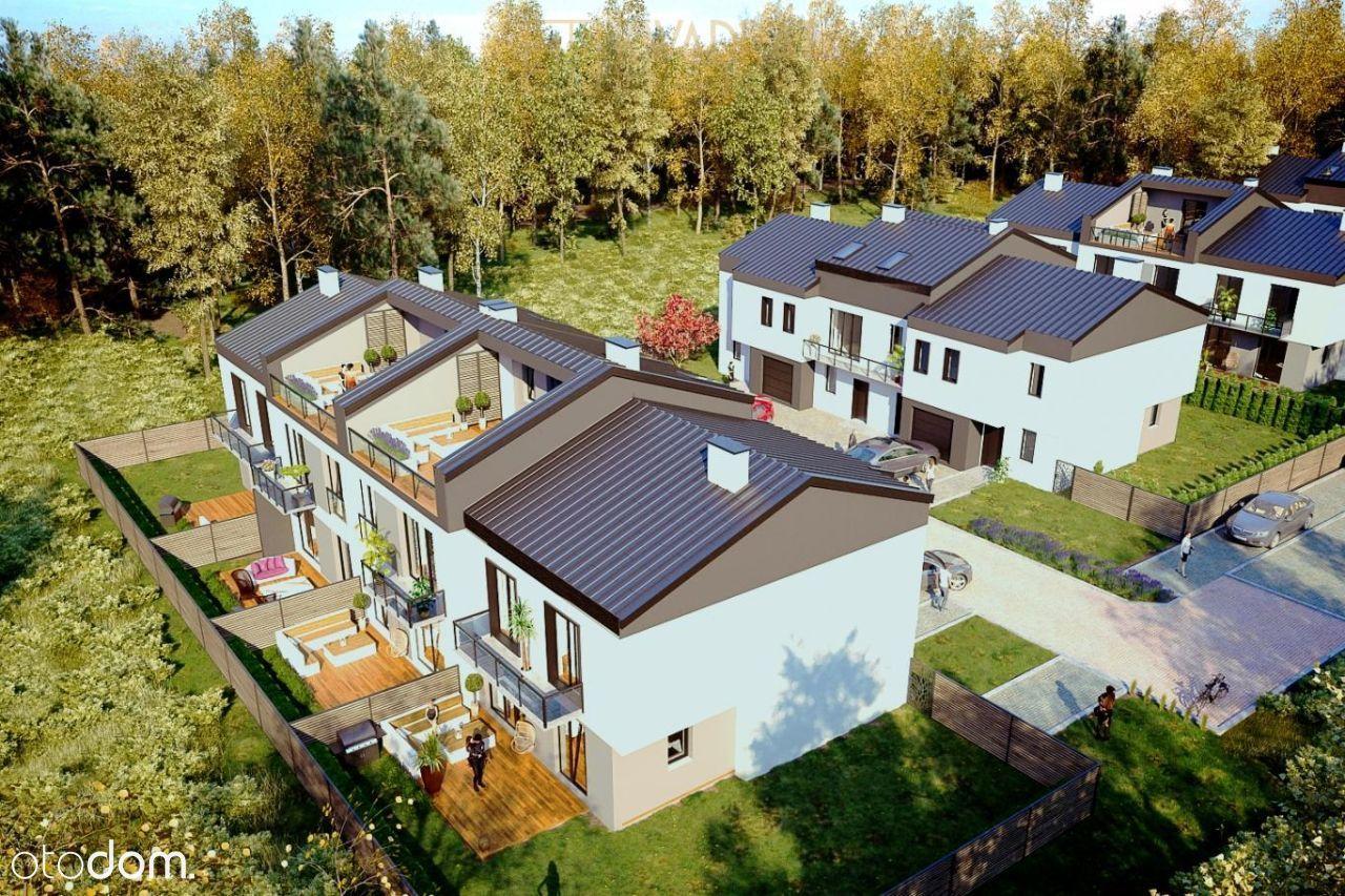 Nowe 3 pokoje z ogródkiem w dobrej cenie