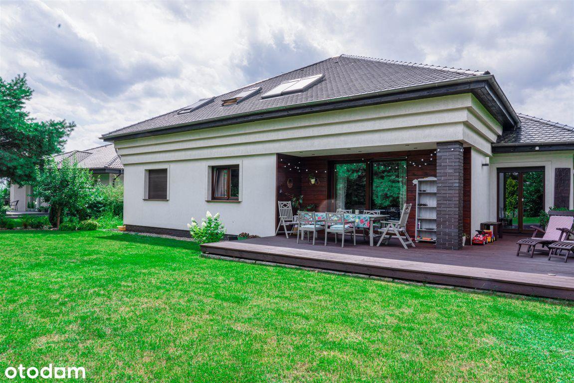 Dom, 220 m², Wilkowice