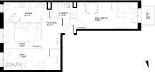 Mieszkanie A91 Harmonia+ Karpia 27