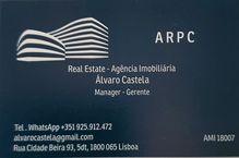 Promotores Imobiliários: Alvaro Castela - Olivais, Lisboa