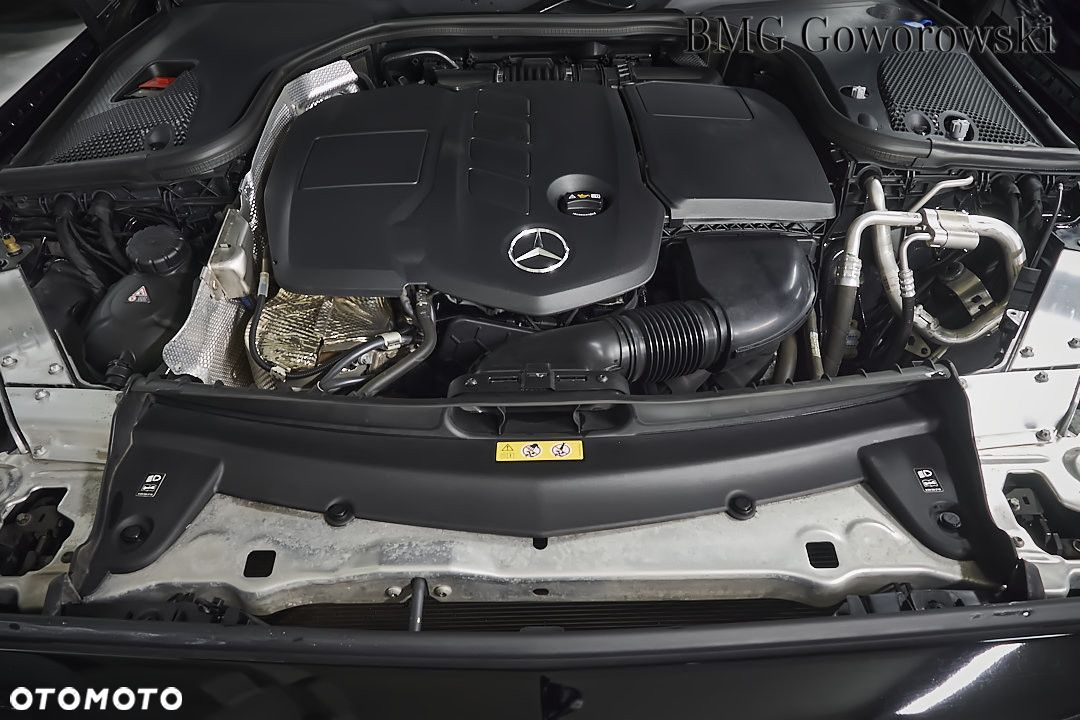 Mercedes-Benz Klasa E Mercedes Benz E220d 4Matic FV 23% - 19