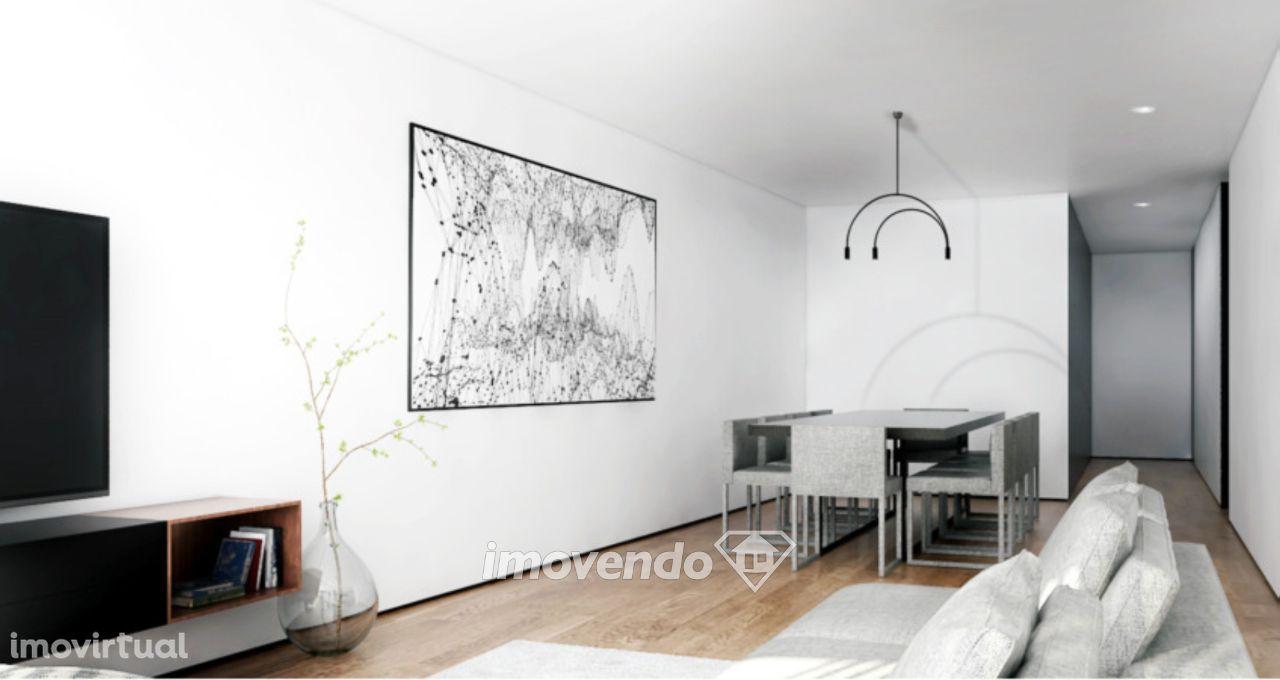 Apartamento T1, com acabamentos de luxo, no coração do Porto