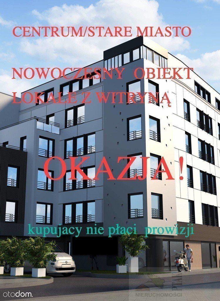 Centrum blisko Kupca, Witryna przy ulicy!