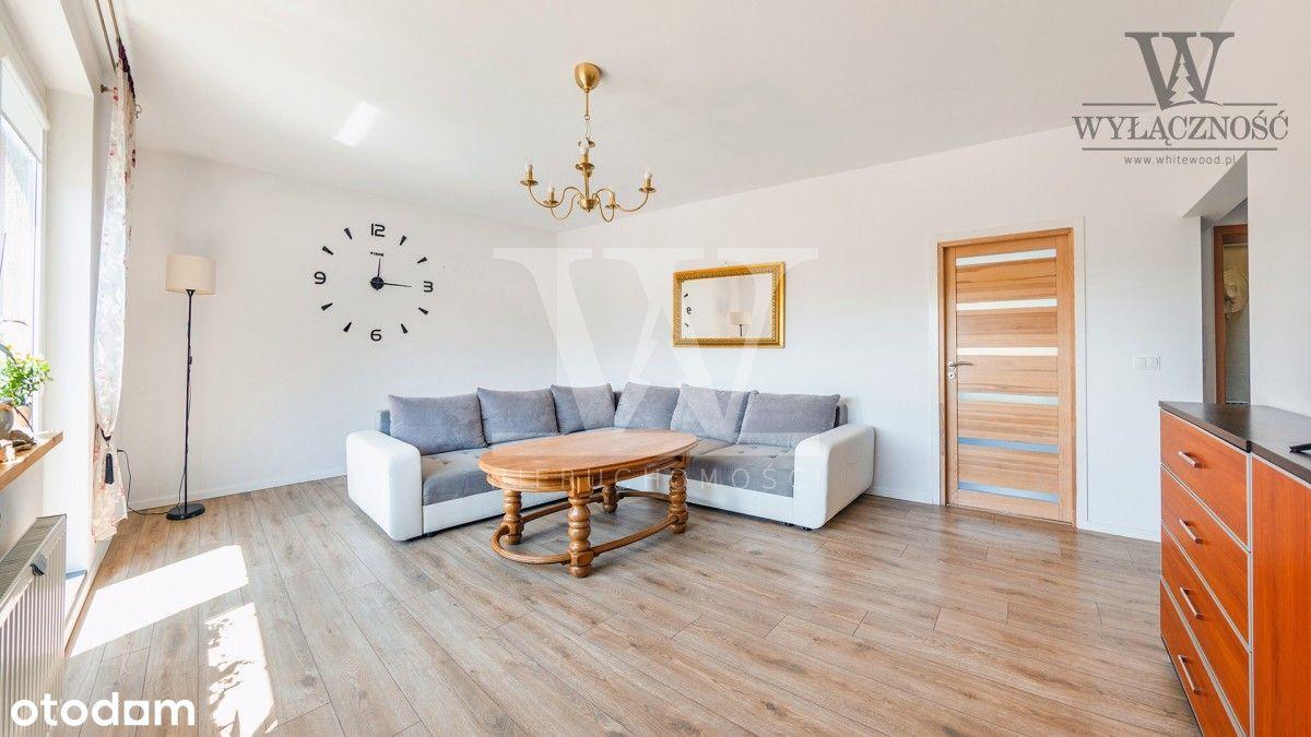 Dwupoziomowe mieszkanie 149 M Benisławskiego
