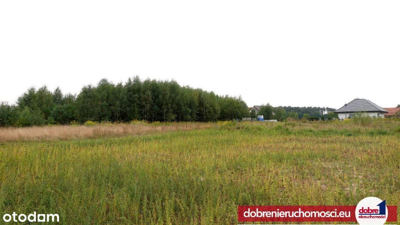 Rewelacyjnie położone działki Jagodowo, 1170 m2