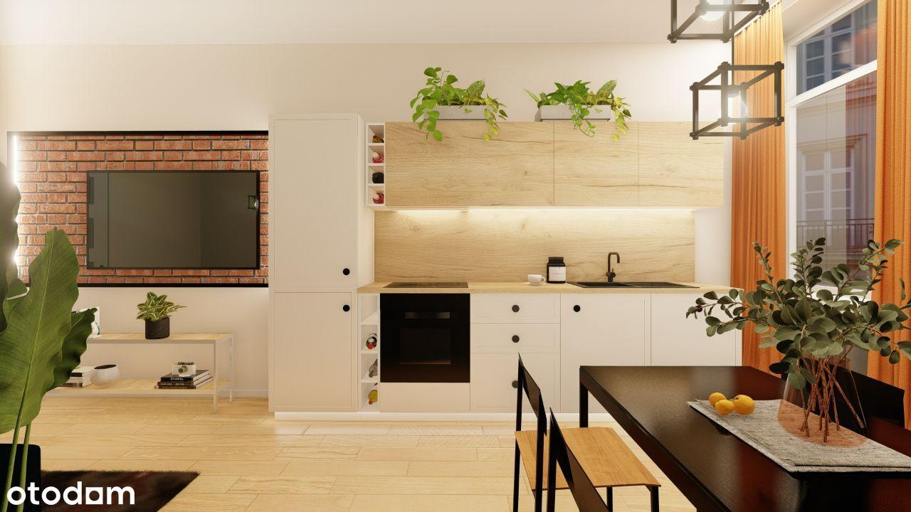 4-pokojowe | loft | świetna lokalizacja | Nadodrze