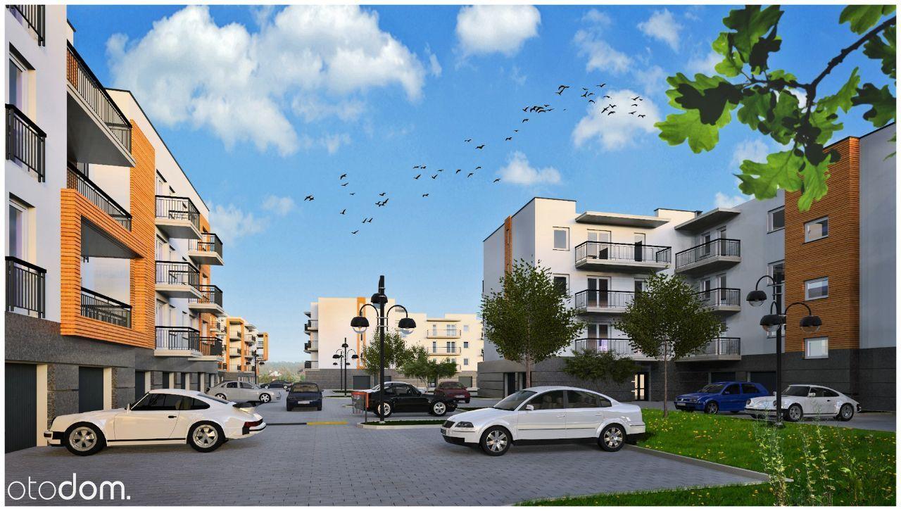 Przestronne Mieszkanie Osiedle Staromiejskie C40