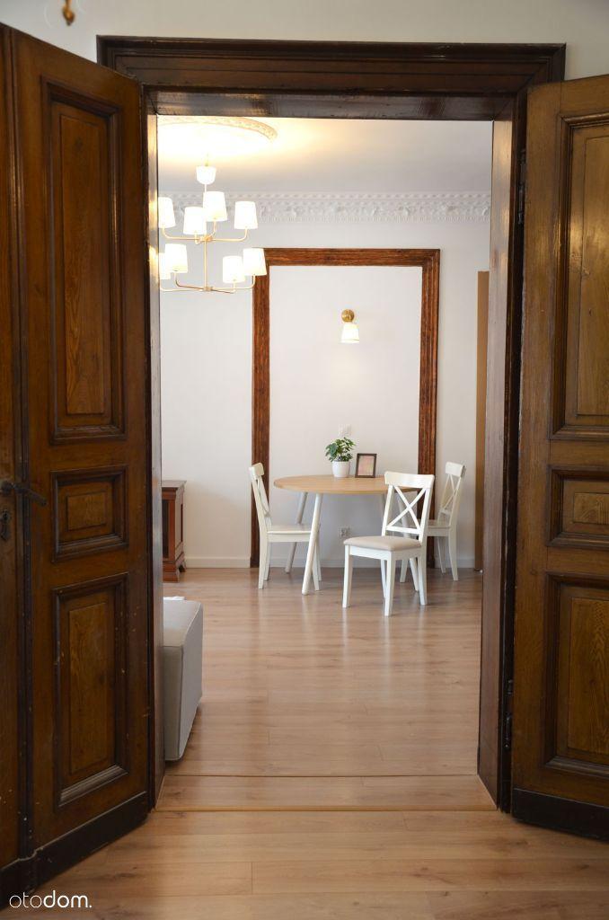 Ekskluzywny apartament w centrum Wrocławia