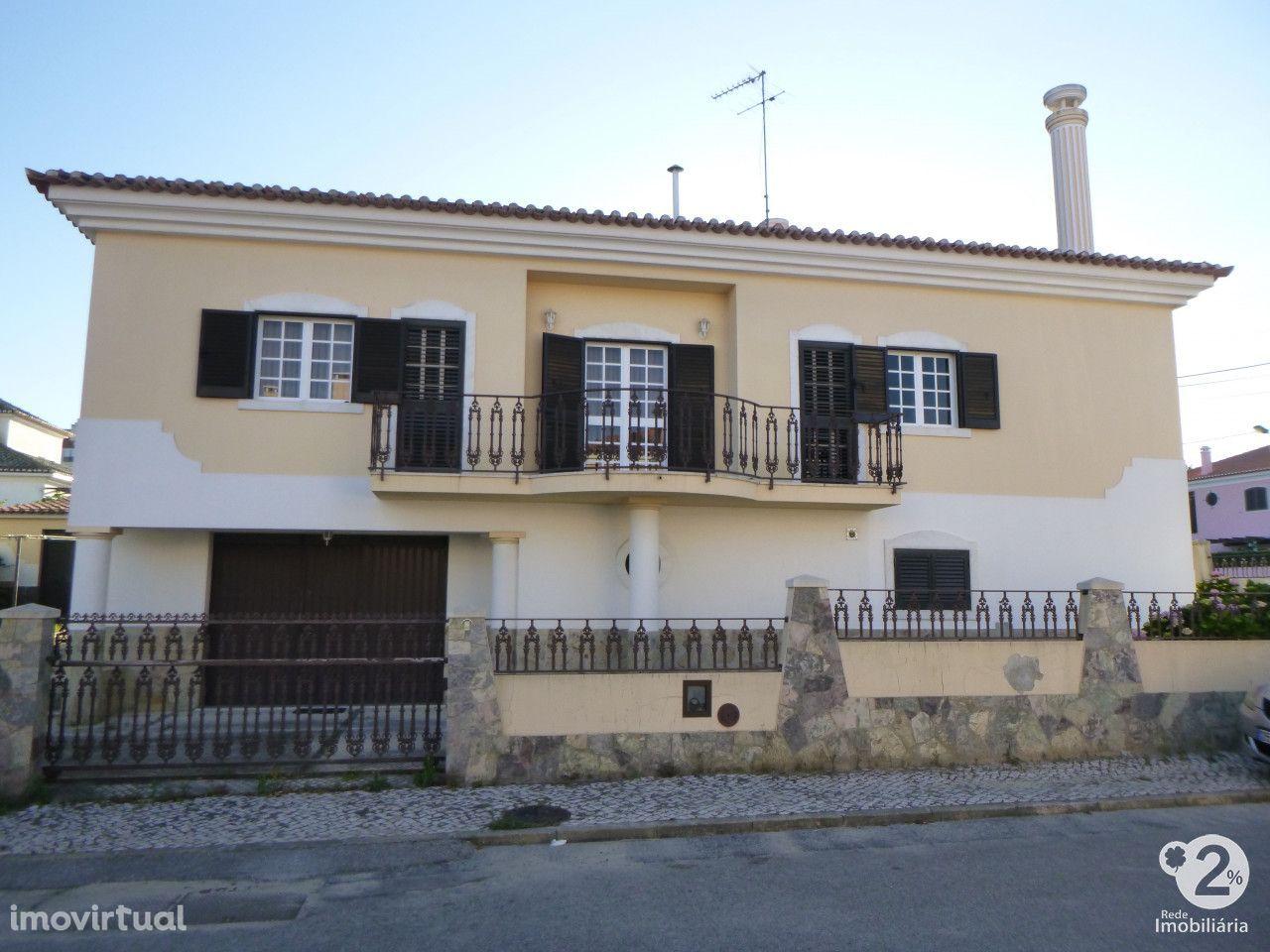 Moradia Isolada 5 assoalhadas Aires - Palmela