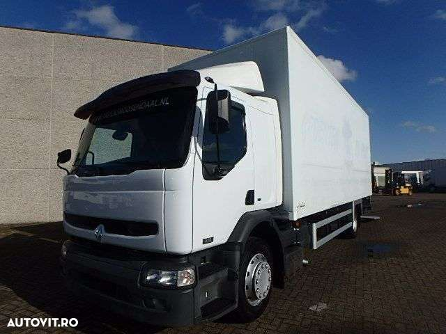Renault PREMIUM 220 + MANUAL + LIFT - 1
