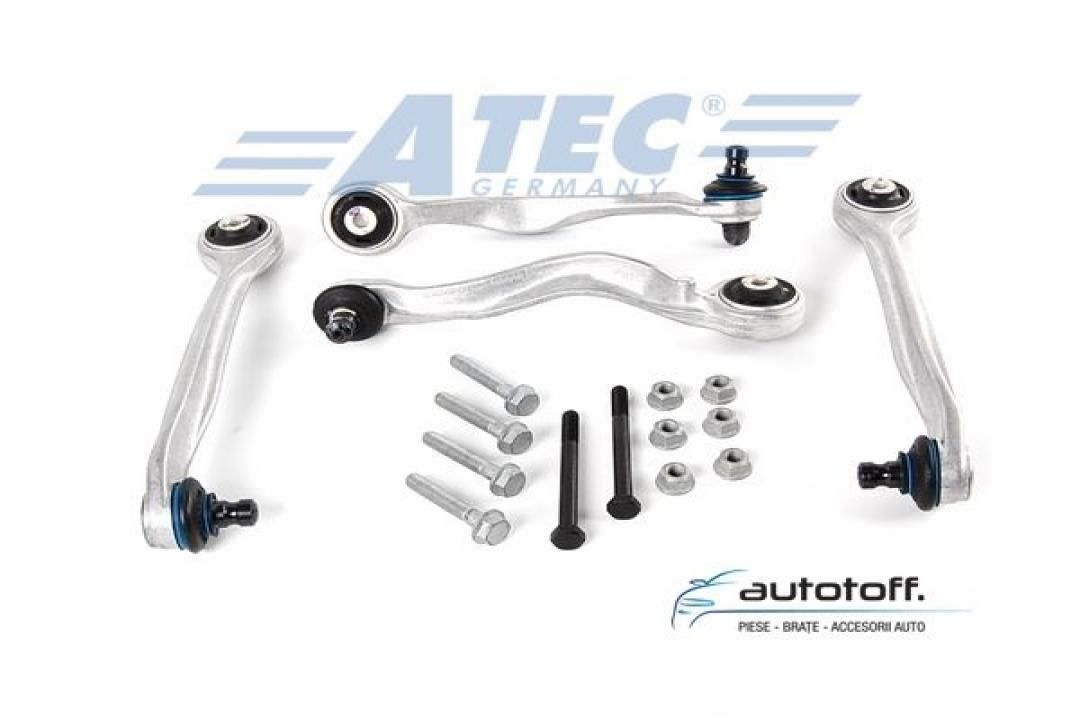 Kit 12 brate Audi A4 B6 B7 8E, A6 4B C5, VW Passat 3BG B5 HD-VERSION - 5
