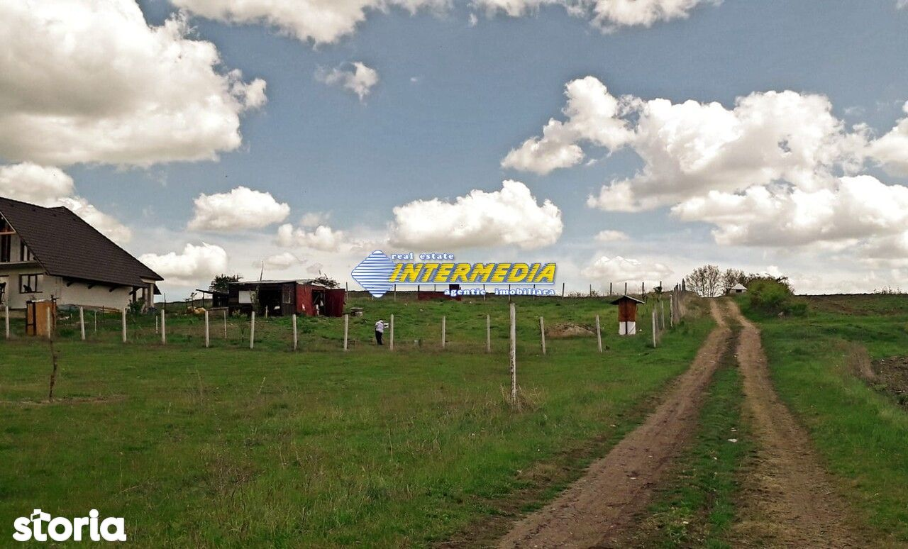 Teren intravilan de vanzare in zona Oarda Alba iulia