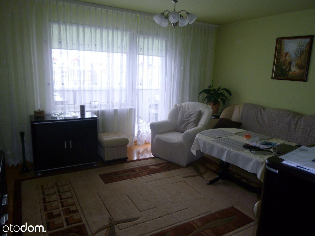Mieszkanie 3-pokoje 65,3 m2 - bardzo ustawne