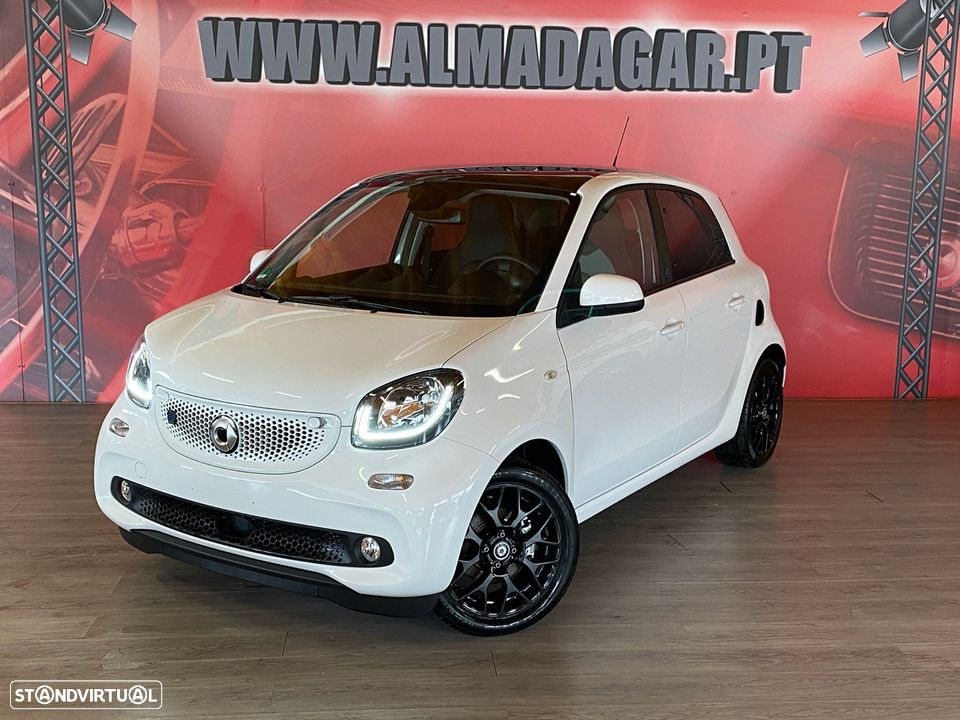 Smart ForFour Electric Drive Prime - 1