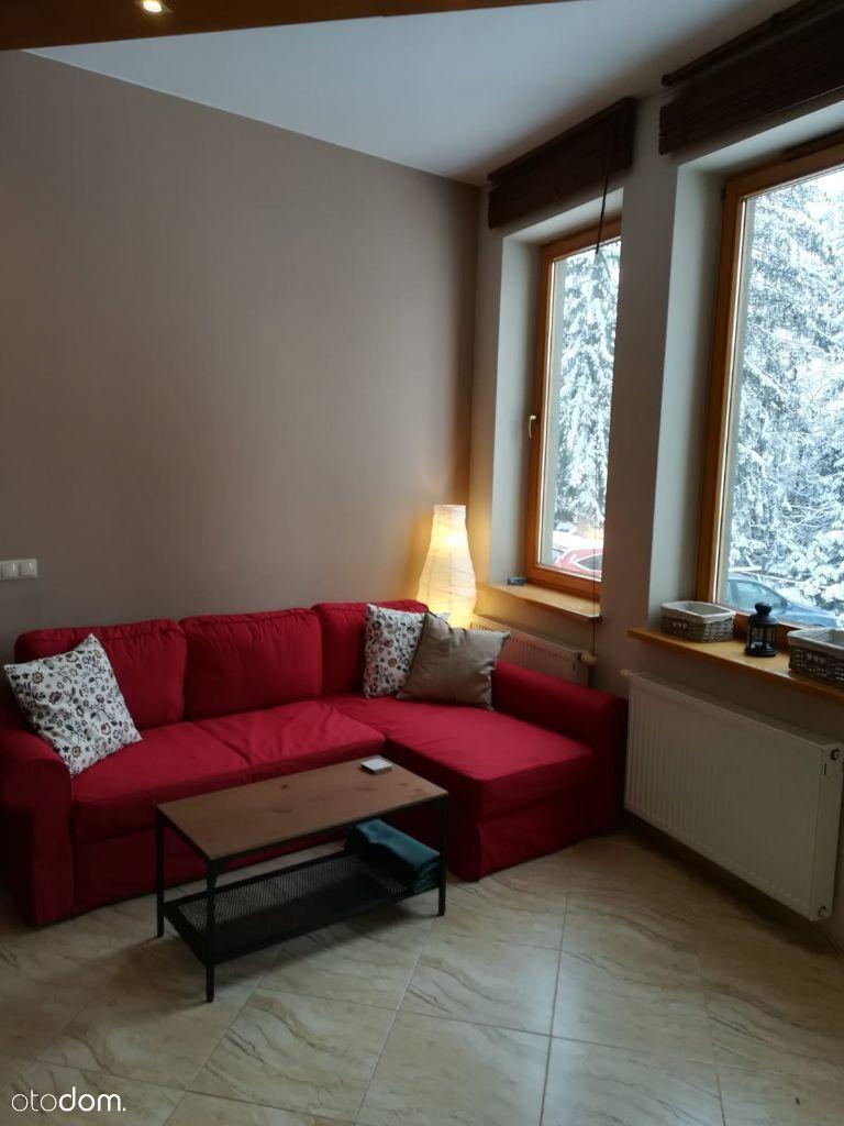 Ciekawy apartament w Zakopanym