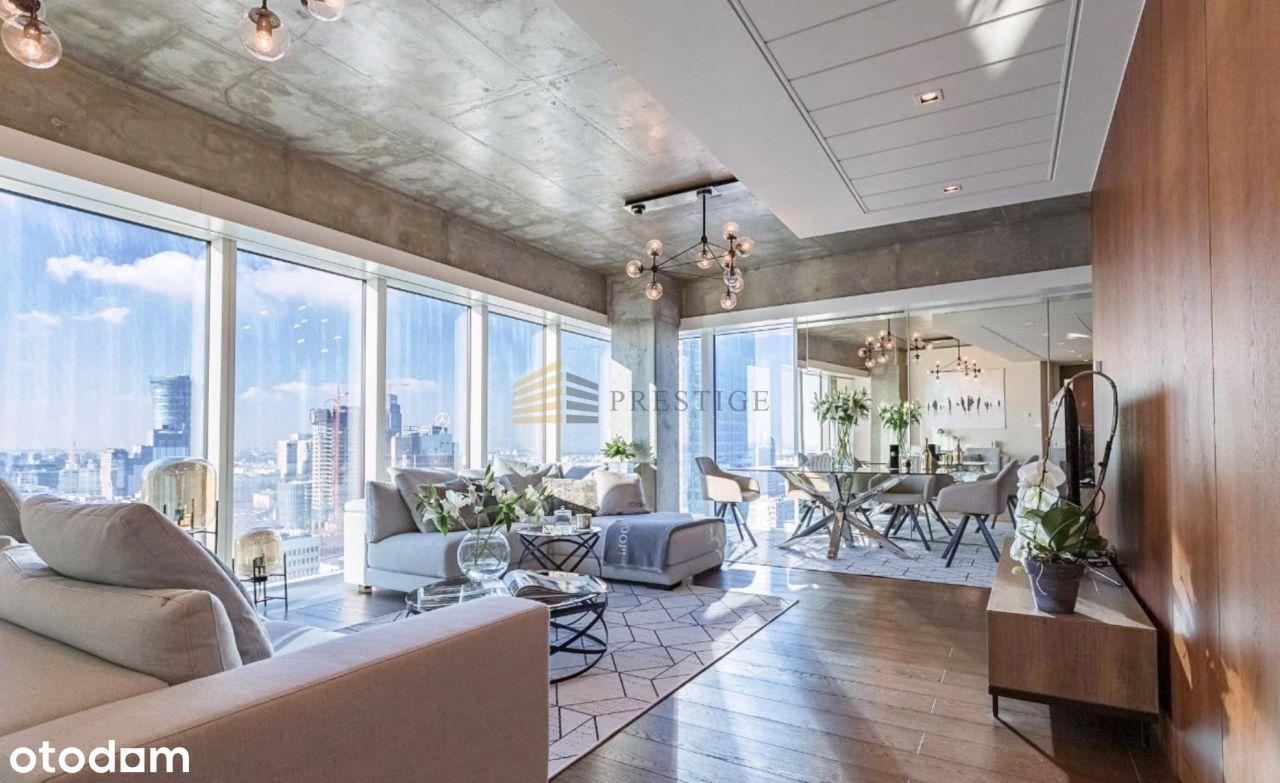 Luksusowy apartament na Złotej 44!