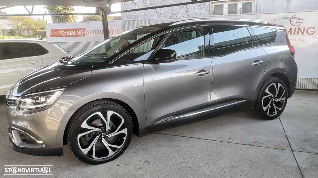 Renault Grand Scénic 1.6 dCi Bose Edition EDC SS - 12
