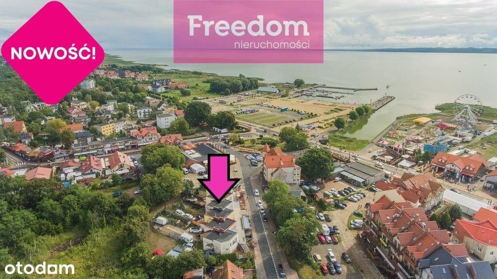 Nieruchomość w Krynicy Morskiej nad Zatoką Gdańską