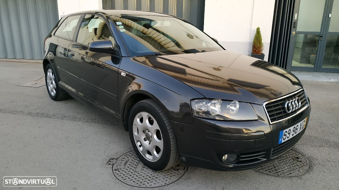Audi A3 2.0 TDi Attraction - 33